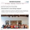 Bürgermeister begrüßt polnische Austauschschüler _1