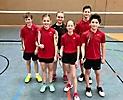 Badmintonteam qualifiziert sich für das Landesfinale