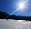 Ski-Fahrt